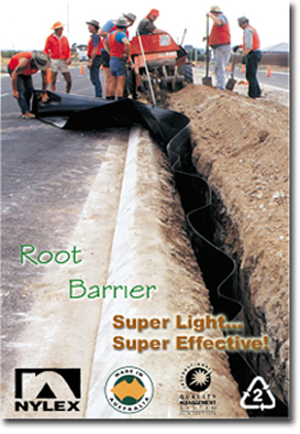 Nylex Root Barrier